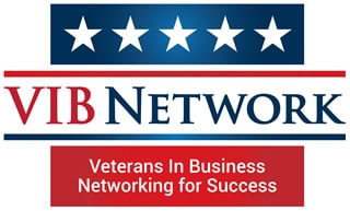 Member of Veterans in Business (VIB)