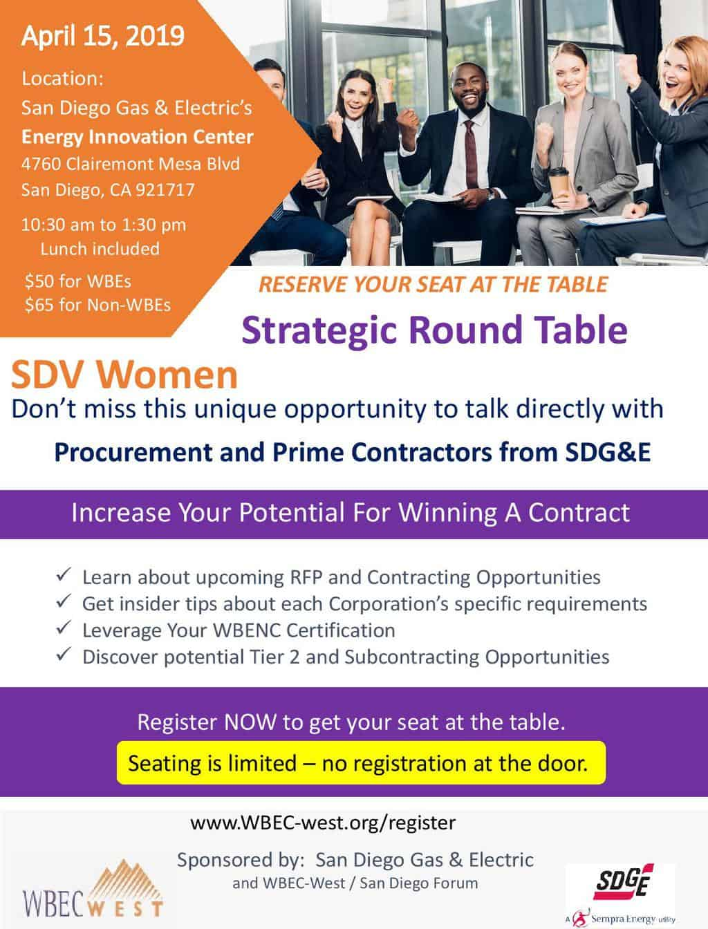 SD Forum April 15 event SDV Women-page-001 | Veterans In Business